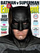 Batman v Superman Dawn of Justice - Entertainment Weekly Cover Batman