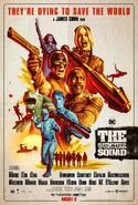 The Suicide Squad Kinoposter 2