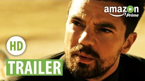 Preacher Trailer Deutsch – Staffel 1 Amazon Originals