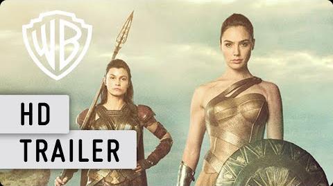 WONDER WOMAN - Comic-Con Trailer Deutsch HD German (2016)-0