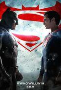 Batman v Superman Dawn of Justice Zweites Poster