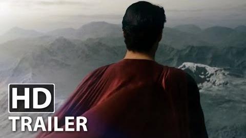 Man of Steel - Trailer (Deutsch German) HD Superman