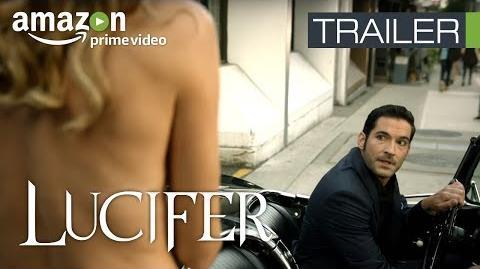 Lucifer Staffel 2 – Offizieller Trailer Amazon Prime Video