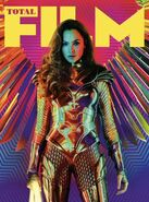 Wonder Woman 1984 - Total Film Poster
