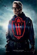 Batman v Superman - Dawn of Justice Charakterposter Alfred Pennyworth