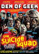 The Suicide Suqad Den of Geek Cover