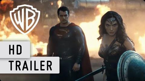 BATMAN V SUPERMAN DAWN OF JUSTICE - Online Trailer Deutsch HD German