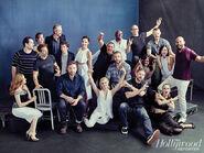 Batman v Superman & Suicide Squad Cast Comic Con 2015