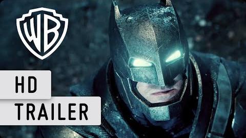 BATMAN V SUPERMAN DAWN OF JUSTICE - Trailer F1 Deutsch HD German