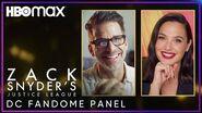 Zack Snyder's Justice League - DC FanDome Panel - HBO Max