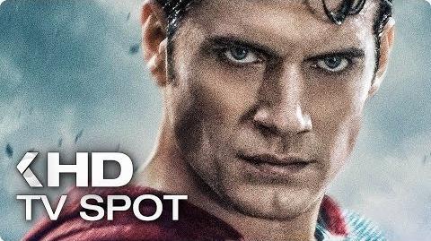 BATMAN VS SUPERMAN Dawn Of Justice Spot German Deutsch (2016)