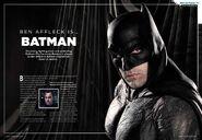 Batman v Superman - Batman Spread