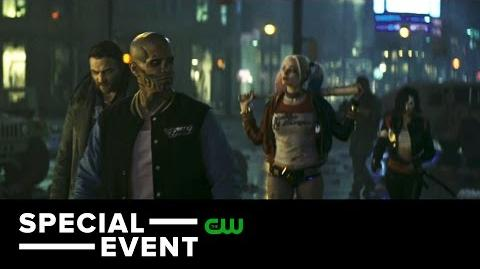 Special DC Films Presents Dawn of the Justice League Trailer The CW