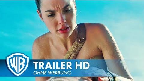 WONDER WOMAN - Trailer Deutsch HD German (2017)