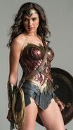 Batman v Superman - Wonder Woman Promobild