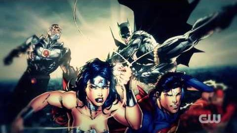 Special Dawn of the Justice League Geoff Johns and Kevin Smith Trailer 2016 CW HD
