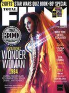 Wonder Woman 1984 - Total Film Cover