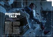 Batman v Superman - Fighting Talk Spread