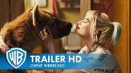 BIRDS OF PREY THE EMANCIPATION OF HARLEY QUINN - Offizieller Trailer 2 Deutsch HD German (2020)