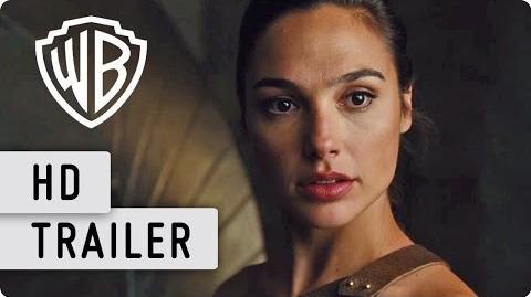 WONDER WOMAN - Trailer 5 Cutdown Deutsch HD German (2017)