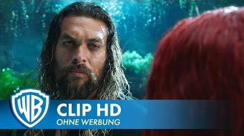 AQUAMAN - Special Clip Deutsch HD German (2018)