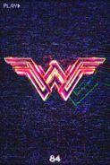 Wonder Woman 1984 Teaserposter