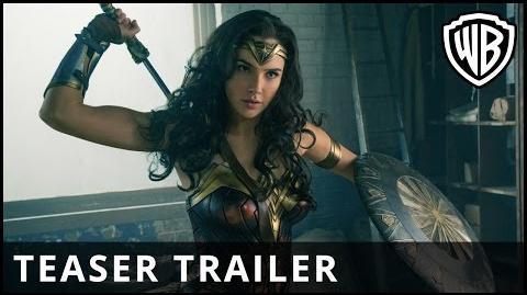 WONDER WOMAN Offizieller Trailer 1 HD Deutsch German