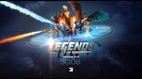 DC's Legends of Tomorrow - Season 1 German Trailer ProSieben