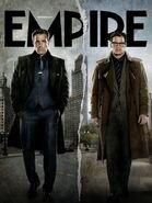 Batman V Superman Empire Cover 3