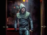 Hinter der Maske (Arrow)