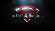 Supergirl Staffel 3 Titlecard