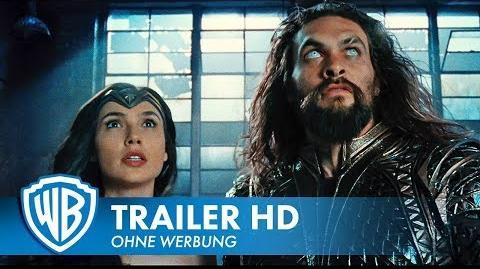 JUSTICE LEAGUE - Official Heroes Trailer Deutsch HD German (2017)