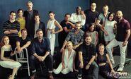 Batman v Superman & Suicide Squad Cast Comic Con 2015 Bild 2