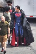 Dreharbeiten Batman V. Superman 5