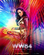Wonder Woman 1984 Teaserposter 5
