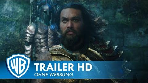 AQUAMAN - Offizieller Trailer 1 Deutsch HD German (2018)
