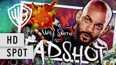 SUICIDE SQUAD - Spot 14 Deutsch HD German (2016)
