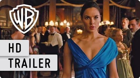 WONDER WOMAN - Trailer 4 Deutsch HD German (2017)