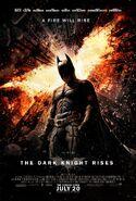 The Dark Knight Rises Filmposter