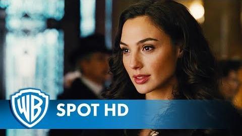 WONDER WOMAN - Spot 4 Deutsch HD German (2017)