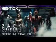 Zack Snyder's Justice League - Official Trailer - HBO Max
