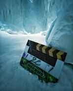 Aquaman and the Lost Kingdom clapperboard