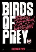 Birds of Prey teaser poster