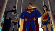 Superman Batman Wonder Woman JLA