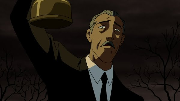 Alfred Pennyworth Batman Under The Red Hood Dc Movies Wiki Fandom