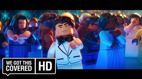 "The LEGO Batman Movie ""I Know Who You Are"" Clip HD Rosario Dawson, Zach Galifianakis, Will Arnett"