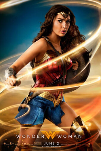 Wonder Woman Film Dc Movies Wiki Fandom