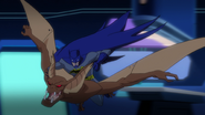 Batman vs Man-Bat BUAI 2