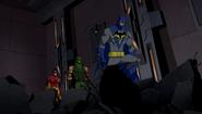 Batman Green Arrow Robin BMUMvsM