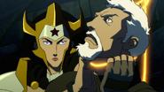Justice League Flashpoint Paradox 28 -Wonder Woman